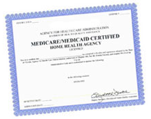 Home Care Business License