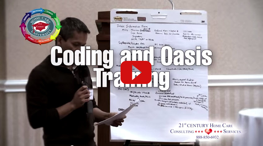Coding & Oasis Training